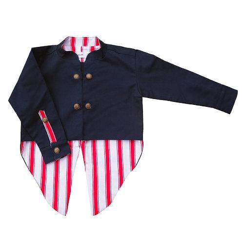 Circus Jacket Sapphire