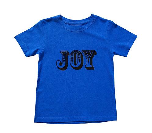 Circus T-Shirt Cobalt Blue