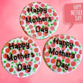 Happy Mothers Day - Rose cookies.JPG