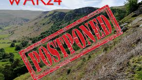 WAR24 is Postponed