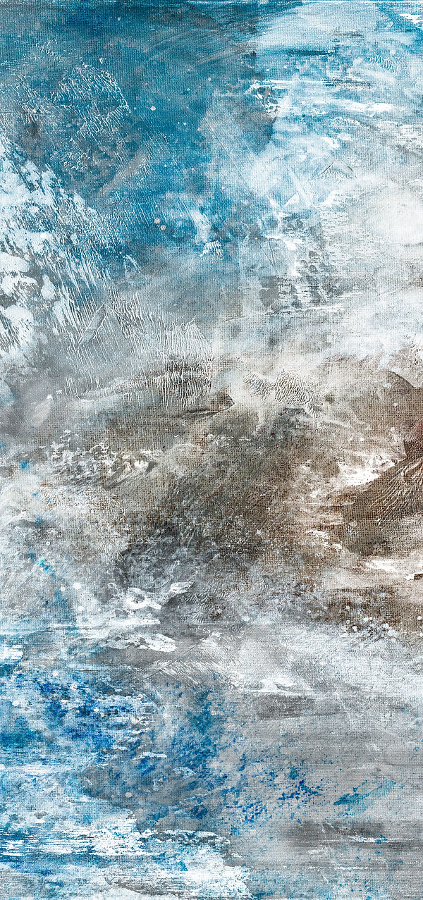 Zwischen Himmel und Erde, Gemälde Sven Joerg Hansen 2021