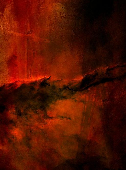 Gemälde Sven Joerg Hansen, Kunstdruck limitiert auf 29 Exemplare