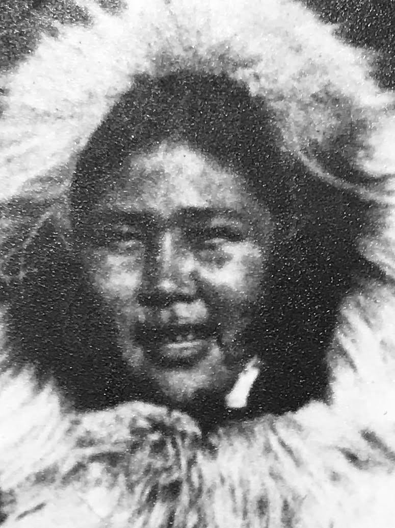 Great Grandma Helen Akfakorak Konig
