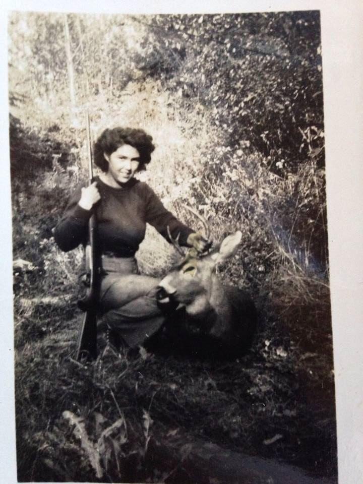 Great Auntie Helen