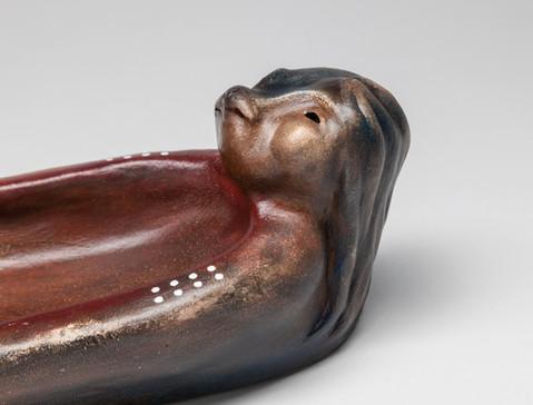 Otter Woman Bowl (photo 2)