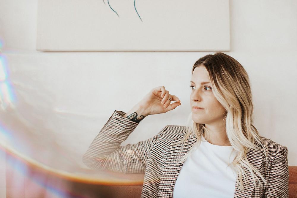 Stephanie Gilbert, The Social Media CEO