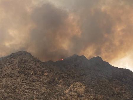 TA Alert-Dove Fire & Edwin Fire