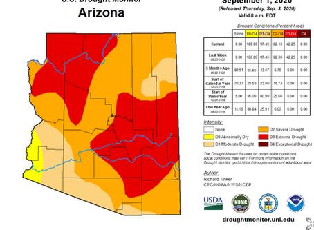 Drought Update-3rd Quarter 2020