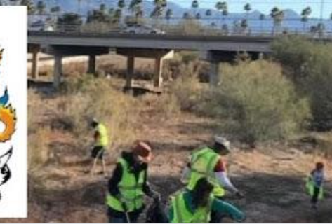TA Alert!  Santa Cruz River Cleanup No. 2 At Ina Road Bridge Canceled