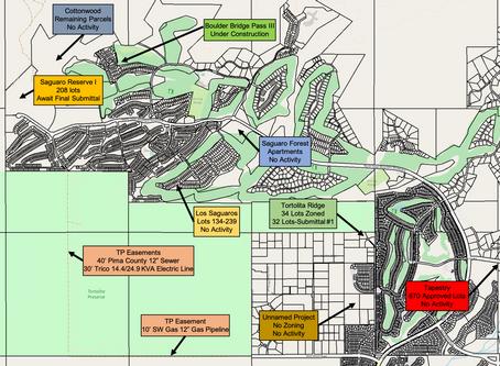 Dove Mountain Development Status-July 2020