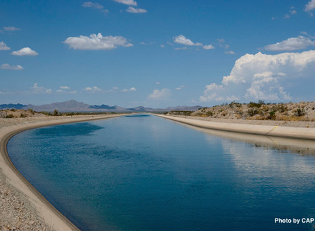 Know Your H2O-Part VIII-Central Arizona Project (CAP)