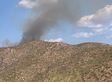 TA Alert-Westridge Fire #3-Not A Prescribed Burn