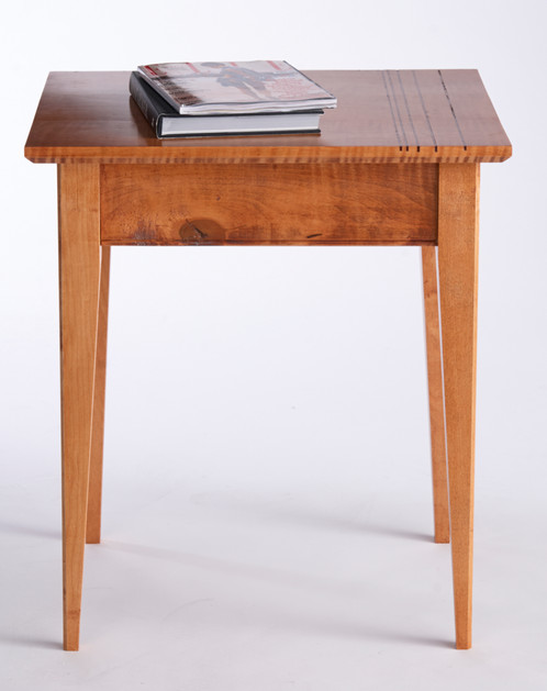 Traditional Shaker Style Side Table
