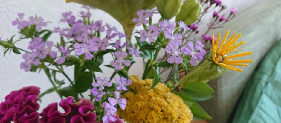 200904 花のある生活