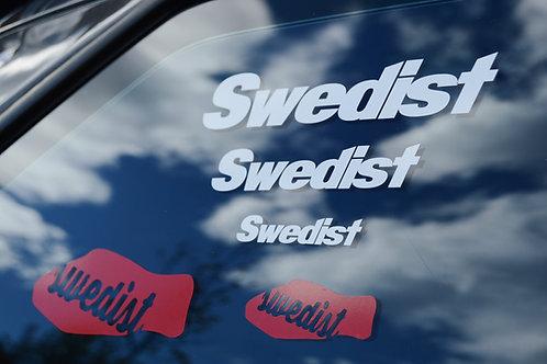 Swedist Sticker