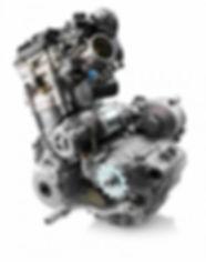 Suter ProMoto GmbH, Motor