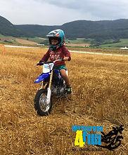 Motocross für Kinder