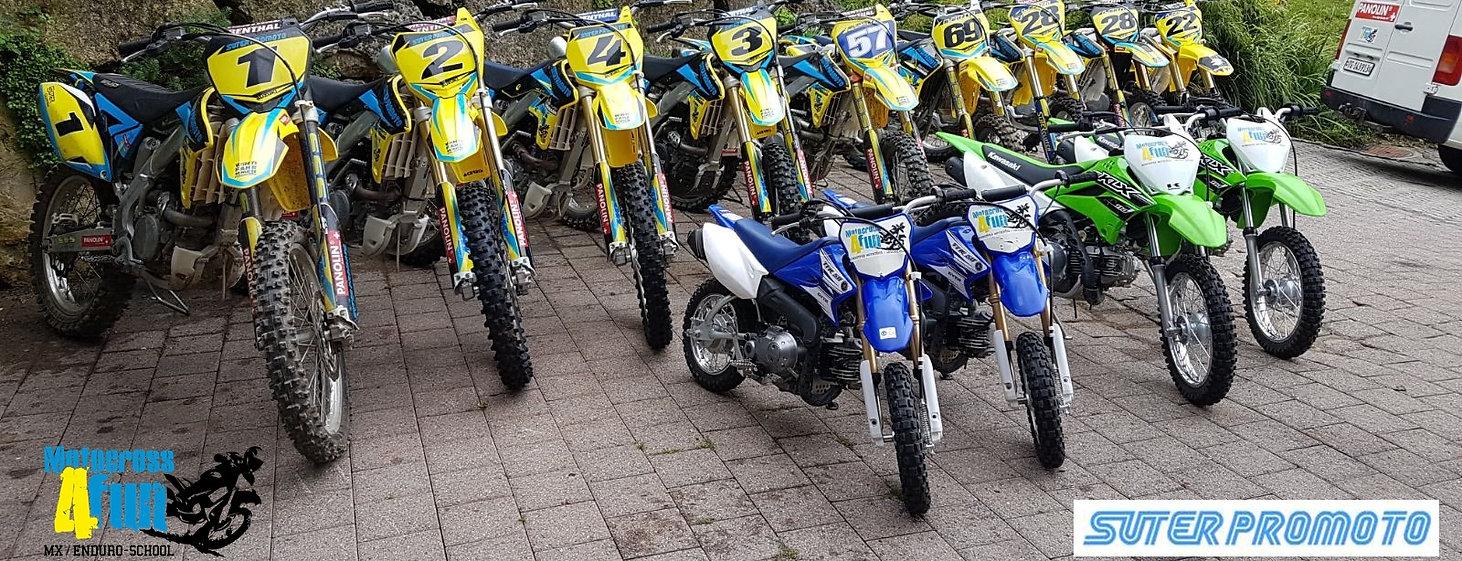 Motocross4Fun, MX-School, Motocross-Schule in Turbenthal