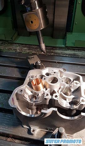 Suter ProMoto GmbH, Motorenrevision