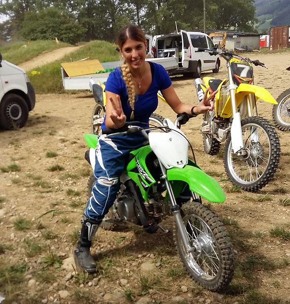 Motocross für Frauen