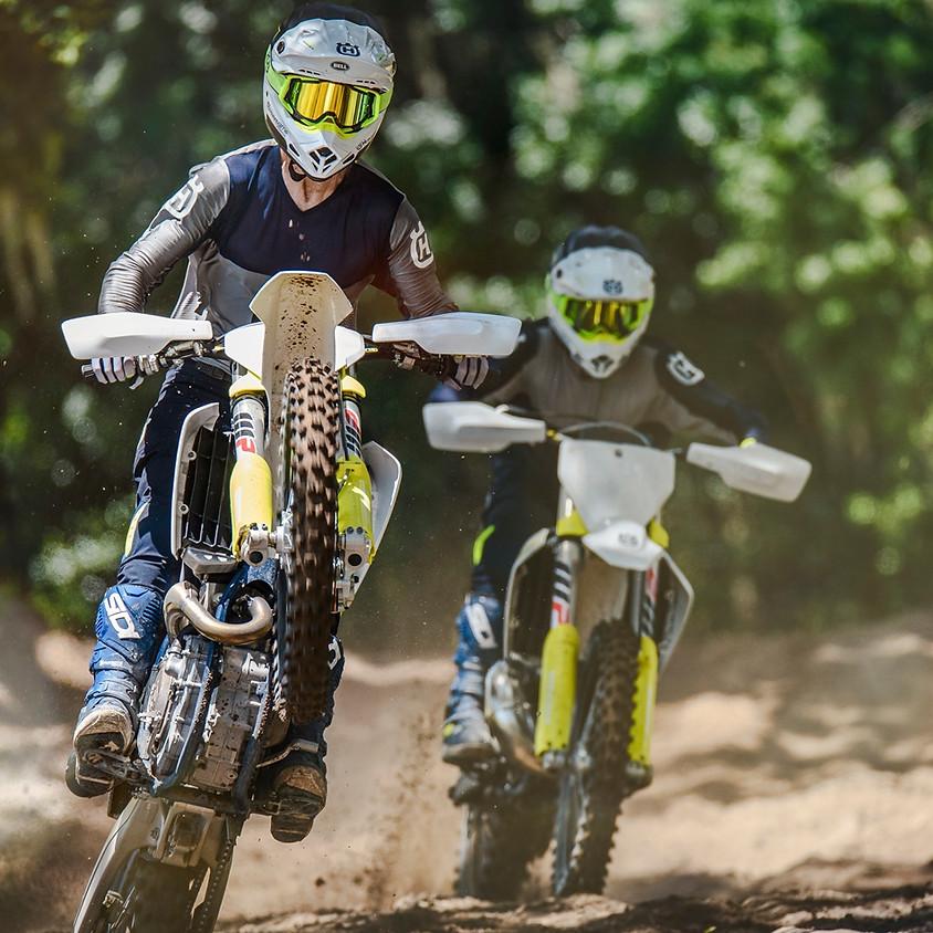 Motocross Wochenende in Norditalien