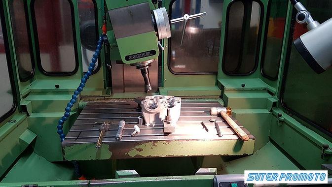 Suter ProMoto GmbH Reparaturen