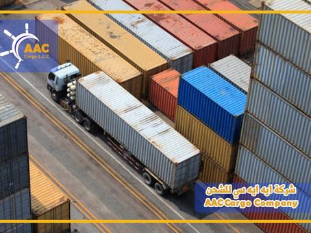 ما هي أسباب تأثير النقص الحالي في الحاويات على الشحن