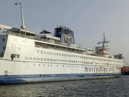نظرة عامة على سفن المستشفيات - الرحمة