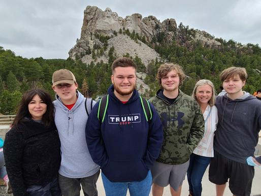 STARS at Mt Rushmore May 1-5