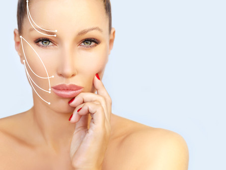 Defy Gravity with the Radiesse Liquid Facelift & Xeomin