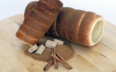 Cinnamon Kurtos Kalacs