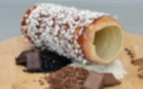 Choco Chimney Cake
