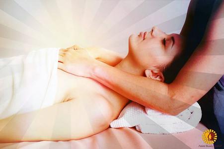 Animi meditációs energetizáló testmasszázs