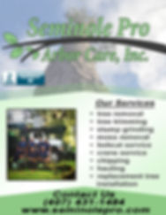 Seminole Pro Arbor Care, Inc Corrections