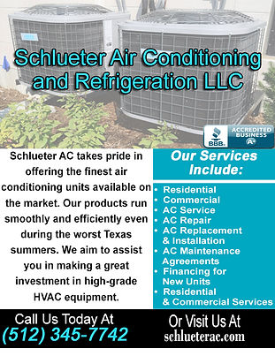 Schlueter Air Conditioning & Refrigerati