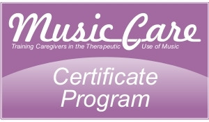 Learning Opportunity: Music Care Certificate Training Program