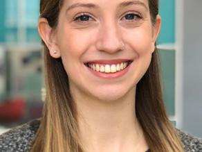 Lab Alumna Receives Distinguished Student Award