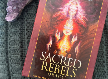 Discovering the Oracle: Sacred Rebels-Alana Fairchild