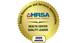 Sunrise Community Health receives Gold Level award