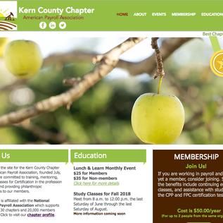 Website for APA Bakersfield