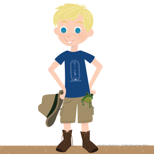 Archaeology Kid