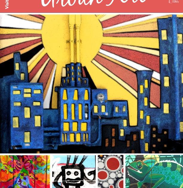 Street Art Brochure