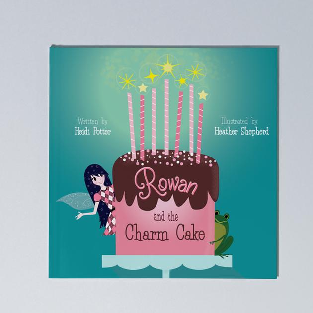 Rowan and the Charm Cake