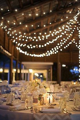 Guirlande LED blanche