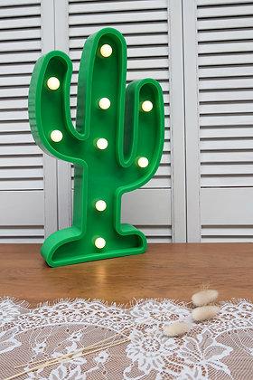 Cactus lumineux