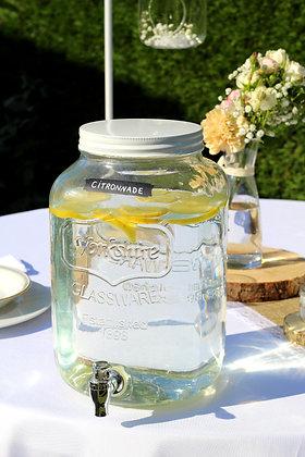 Fontaine/Jar à boisson