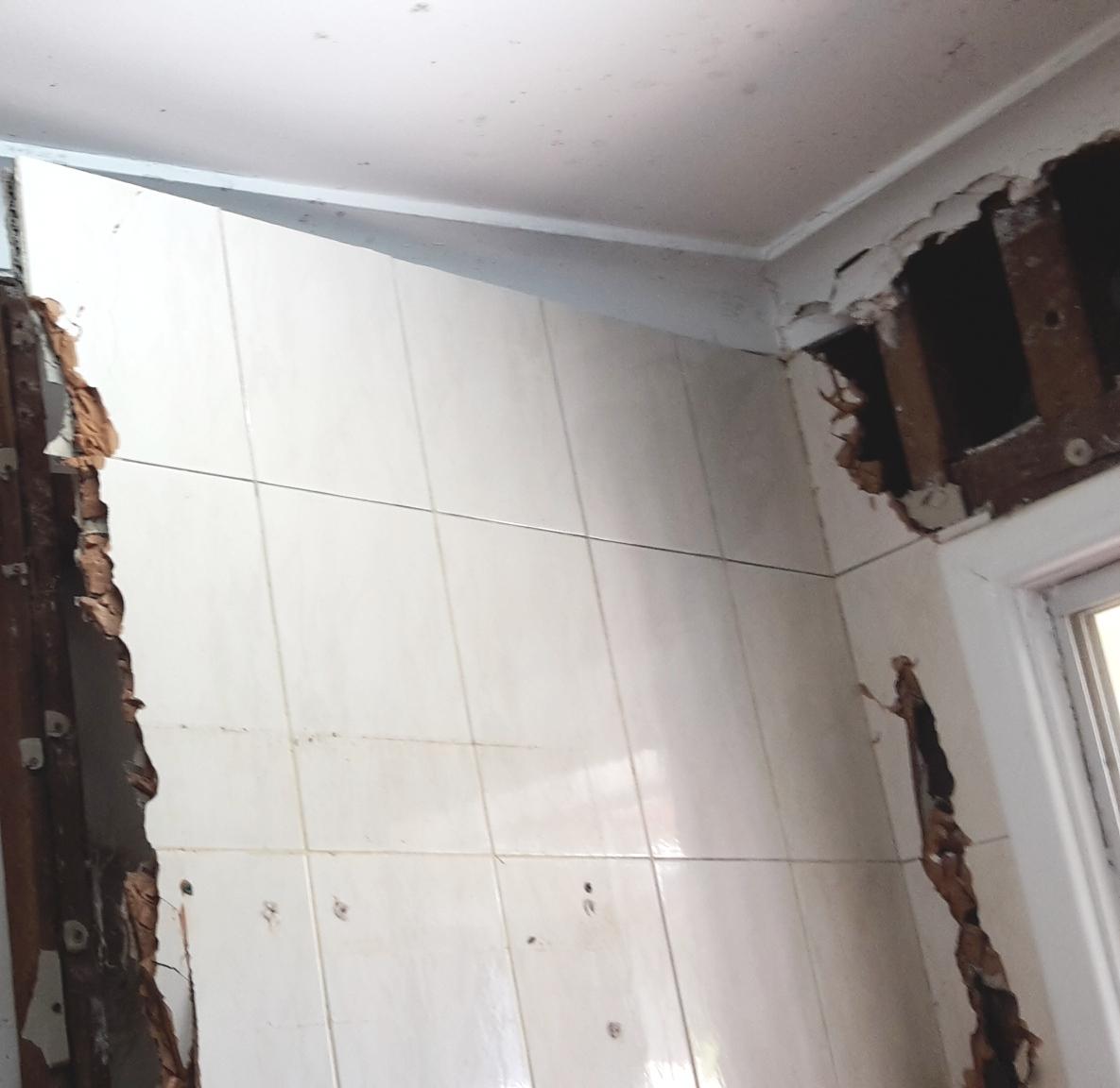 Before - Timber Framed Home
