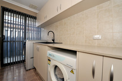 Completed Laundry Renovation