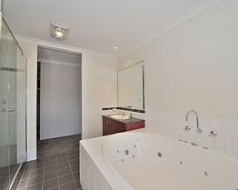 small bathroom renovation ensuite renovation perth  bathroom renovation and design perth wa renovation Laundry Renovation