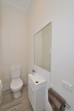 The Powder Room - After Completion